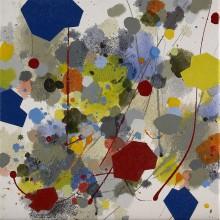 Fragment 3 - Painting by Jennifer Morrison
