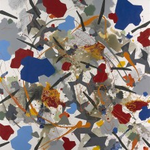 Spike - Painting by Jennifer Morrison