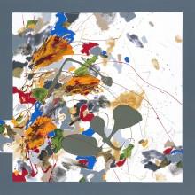 Sublimation - Painting by Jennifer Morrison