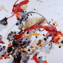 Untitled 2 - Painting by Jennifer Morrison