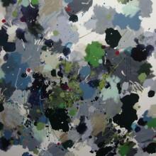 Untitled - Painting by Jennifer Morrison