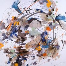 Untitled 3 - Painting by Jennifer Morrison