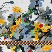 Untitled No 1 - Painting by Jennifer Morrison