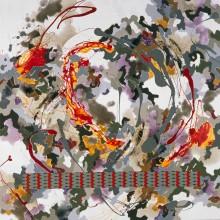 Untitled No 20 - Painting by Jennifer Morrison
