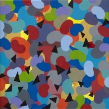 Soft Sharpness 2 - Painting by Jennifer Morrison