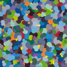 Bounce 1 - Painting by Jennifer Morrison