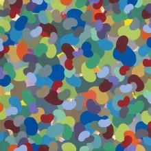 Bounce 2 - Painting by Jennifer Morrison