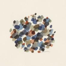 Dot Pool 11 - Painting by Jennifer Morrison