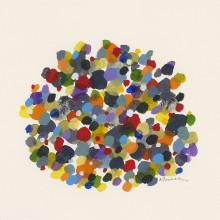 Dot Pool 7 - Painting by Jennifer Morrison