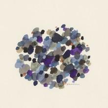 Dot Pool 10 - Painting by Jennifer Morrison