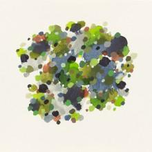Dot Pool 4 - Painting by Jennifer Morrison