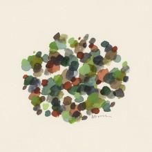 Dot Pool 9 - Painting by Jennifer Morrison