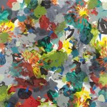 Force Field - Painting by Jennifer Morrison
