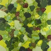 Dapple - Painting by Jennifer Morrison