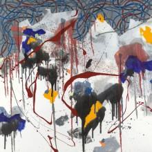 Release - Painting by Jennifer Morrison