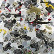 Emergence - Painting by Jennifer Morrison