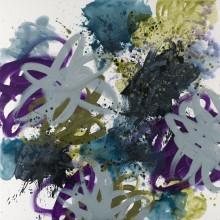 Storm - Painting by Jennifer Morrison