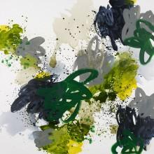 Verdure - Painting by Jennifer Morrison