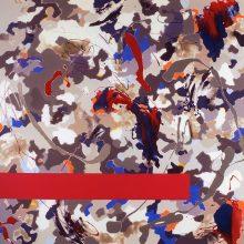 Shatterings - Painting by Jennifer Morrison