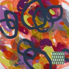 Antithesis - Painting by Jennifer Morrison
