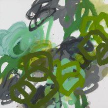 Vine - Painting by Jennifer Morrison