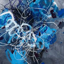 Beckon - Painting by Jennifer Morrison