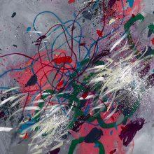 Voyage - Painting by Jennifer Morrison