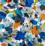 Splotch (blue)